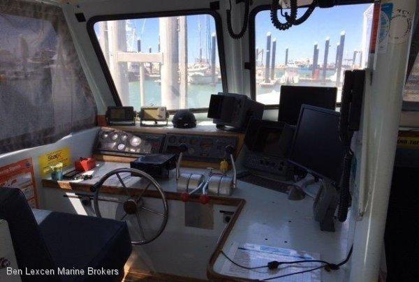 GBB Aluminium Fishing Boat