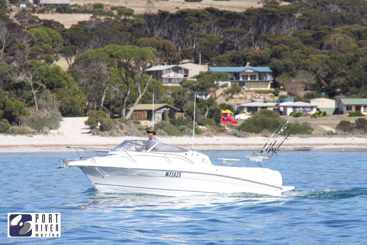 Theodore 720 Coastal Open | Port River Marine Services