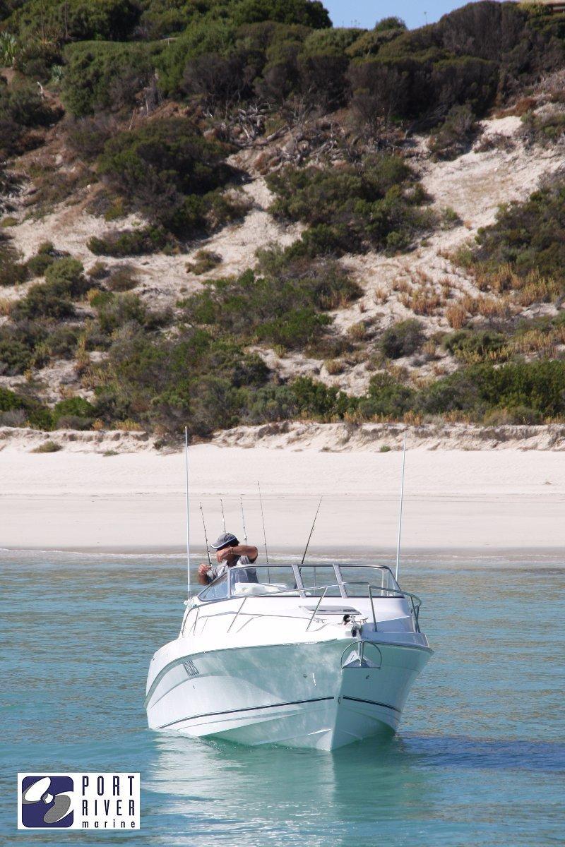 Theodore 720 Coastal Bimini | Port River Marine Services