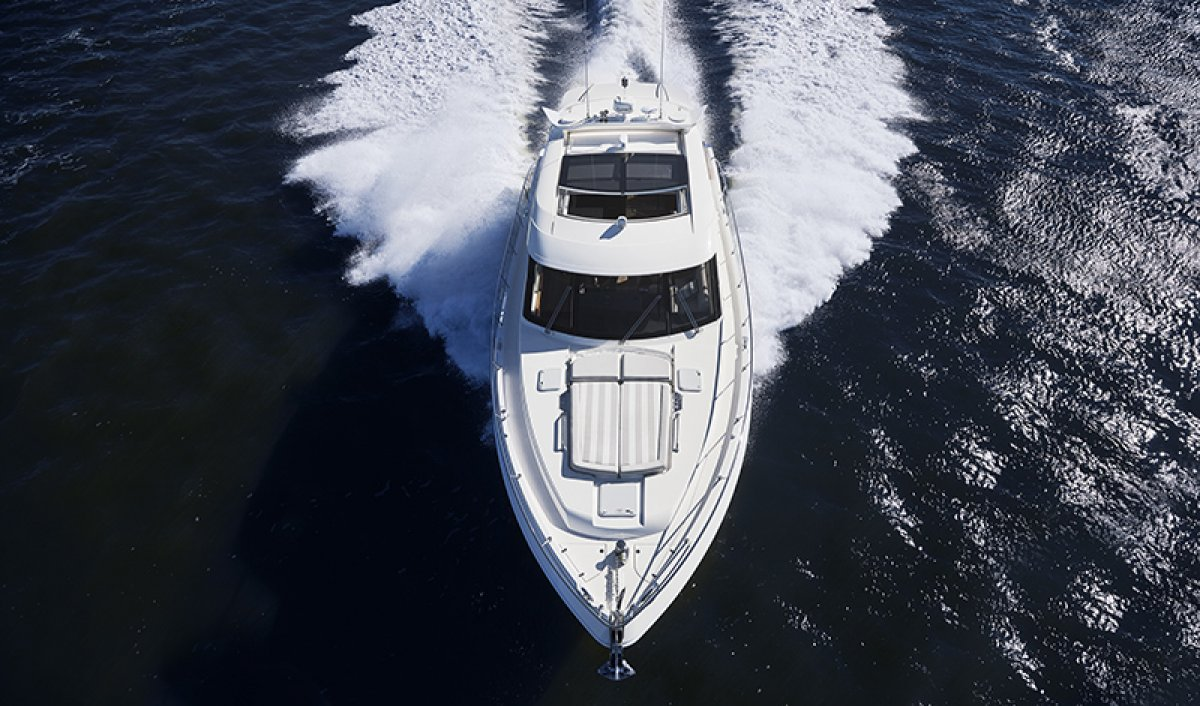 Riviera 5400 Sport Yacht Boat Brokers of Tasmania