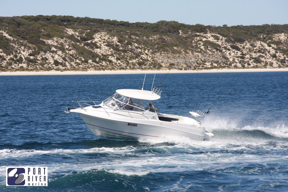 Theodore 720 Coastal Bimini | Port River Marine Services
