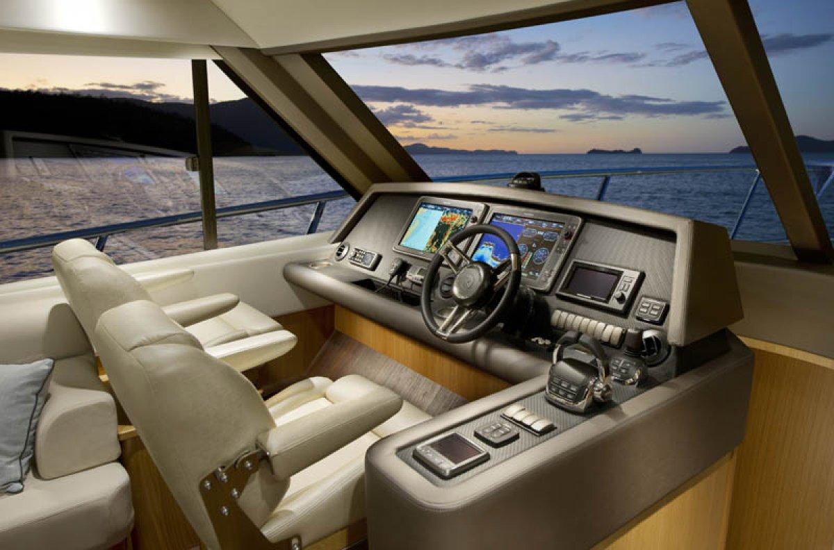 Riviera 525 SUV Boat Brokers of Tasmania