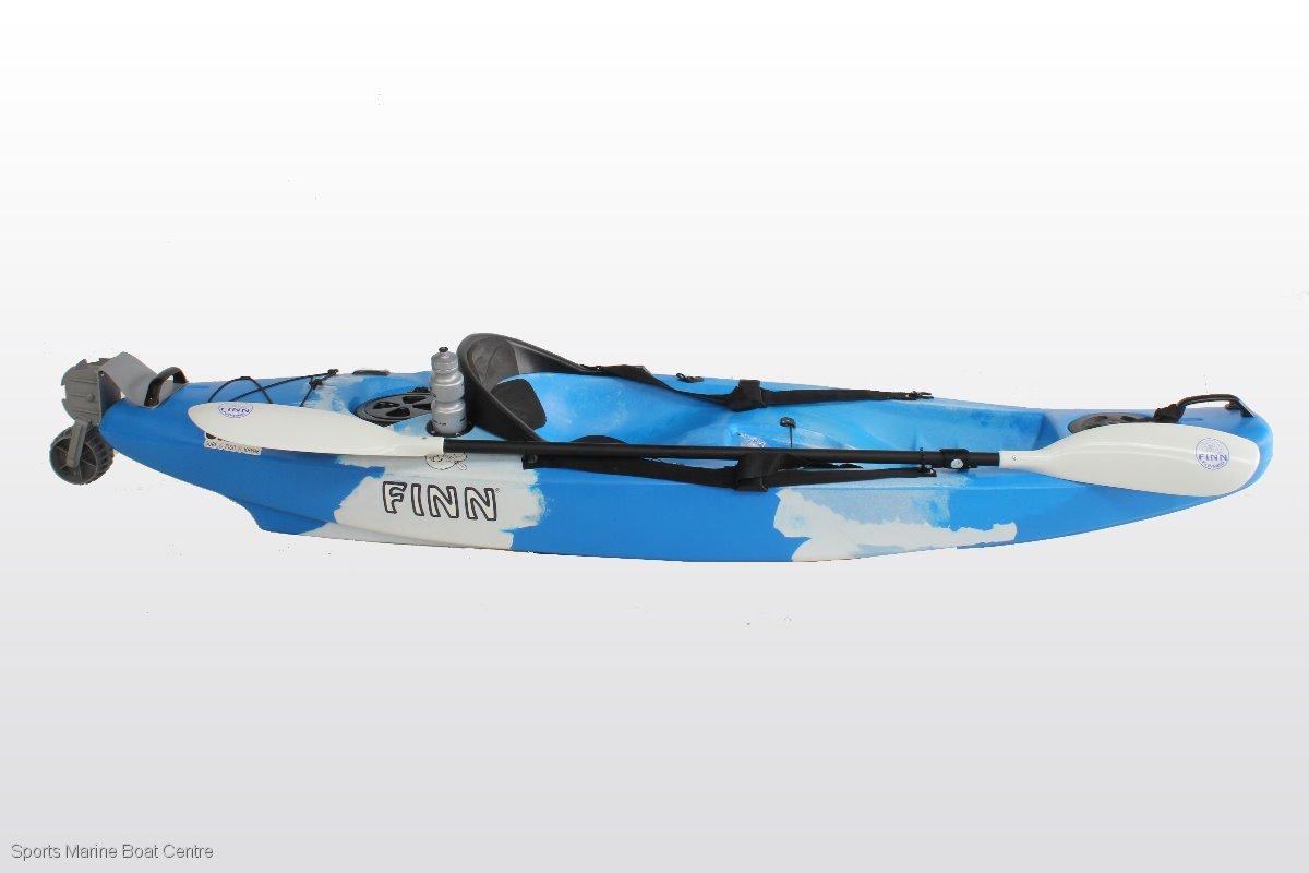 Finn Gizmo kayak