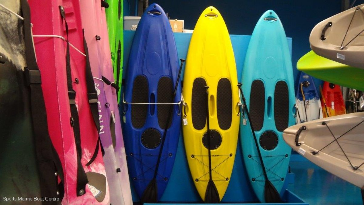 SUP Stand Up Paddle Board 2.9m various colours