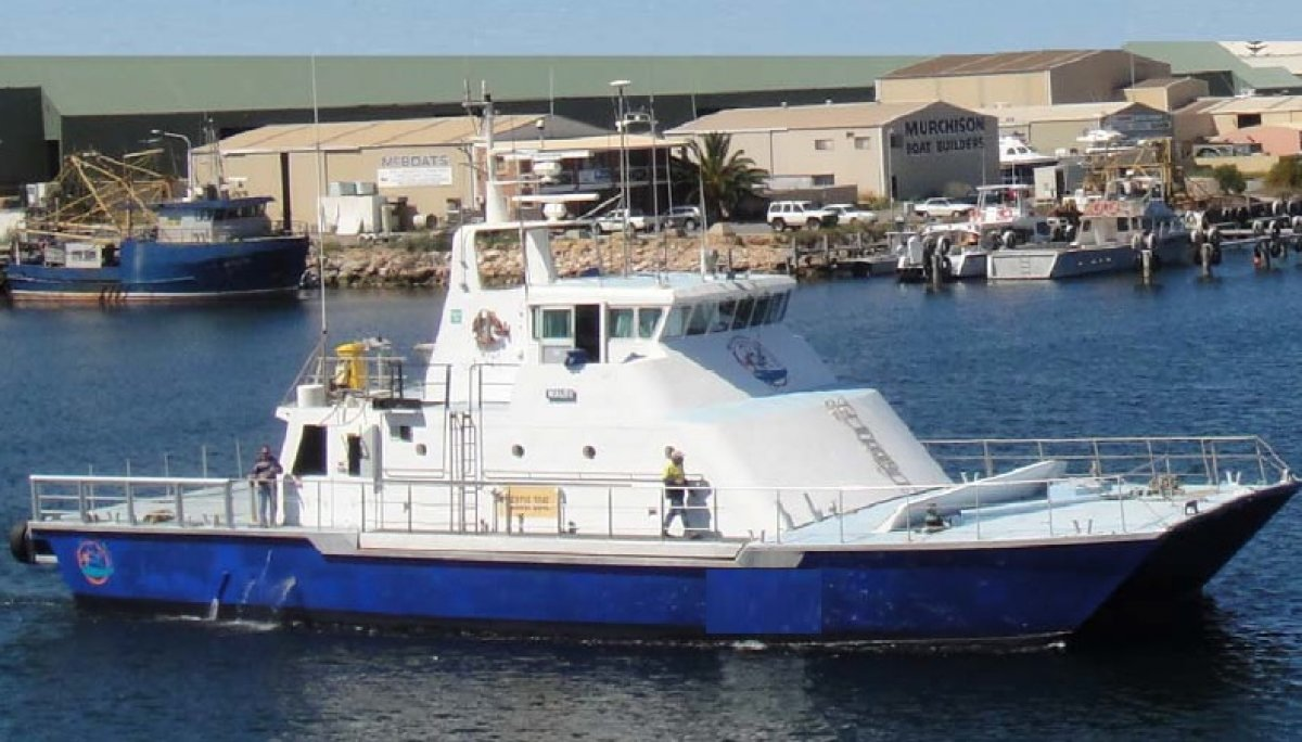 25m Utility Vessel