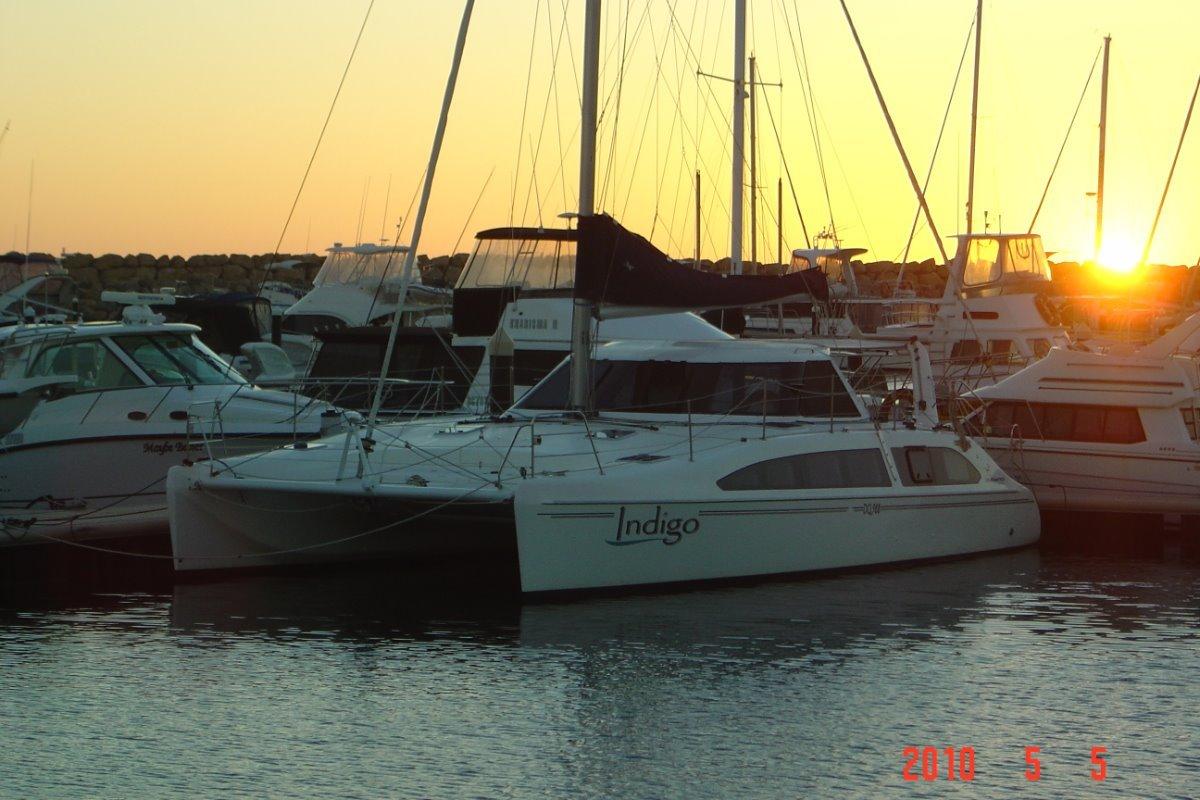 Seawind 1160:Mindarie Sunset