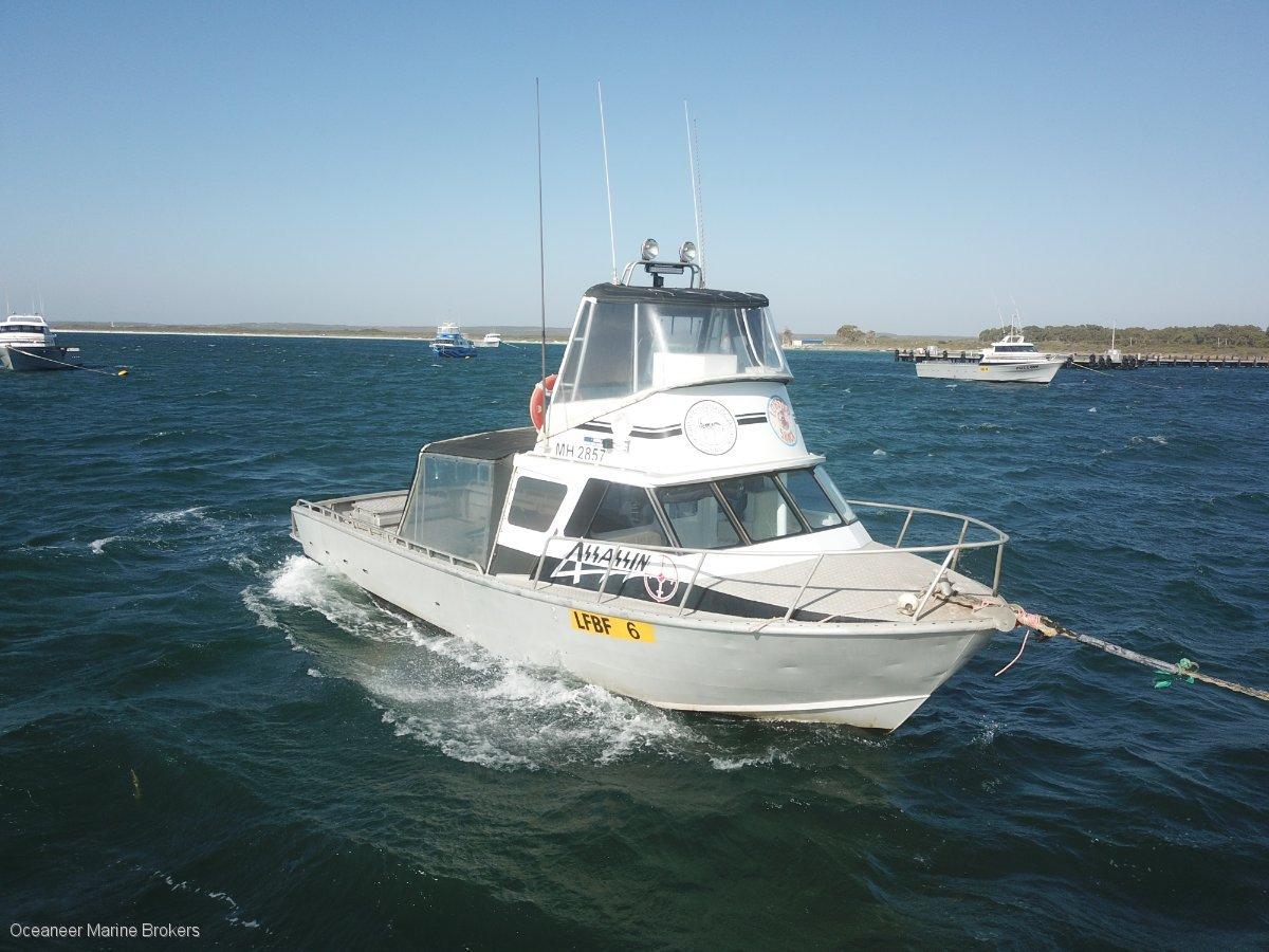 Millman 10.36m Charter / Lobster Vessel