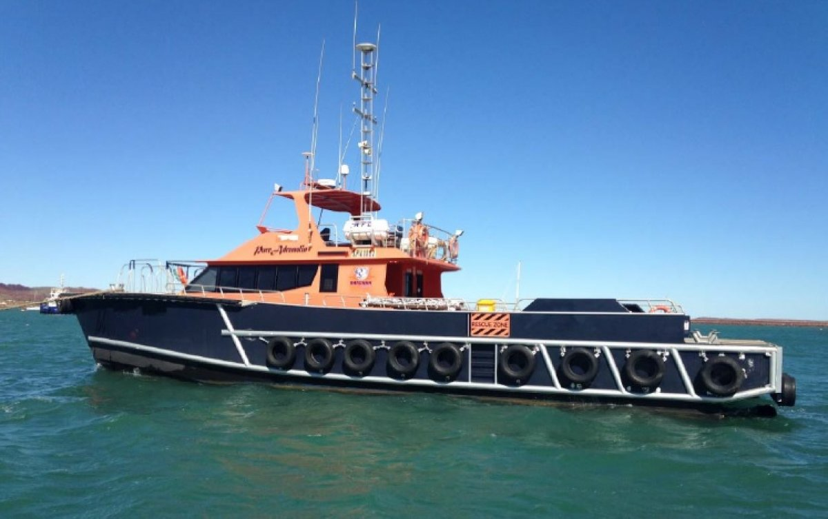 21.3m Crew Transfer/Utility/Survey/Supply Vessel