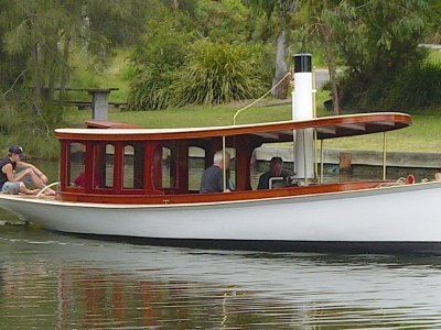 Steam Yacht 32