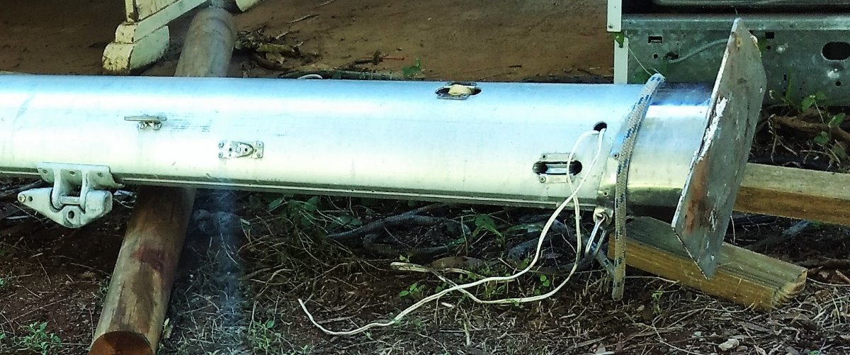 Boat mast boom and rigging 37 foot make an offer