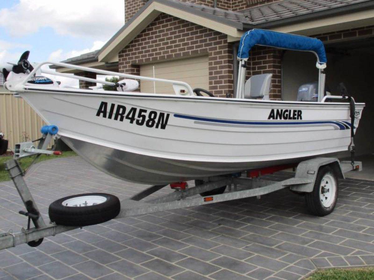 Stessl 415 Angler