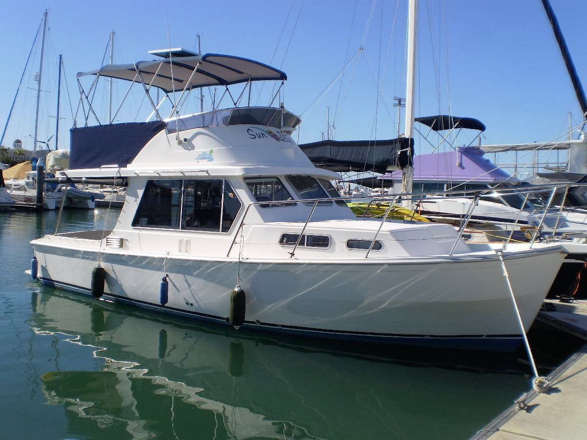 Sea Way 33 Flybridge