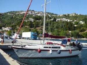 Moody 30, Affordable Cruising in the Mediterranean