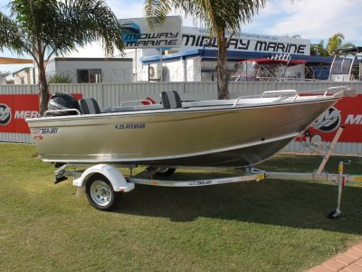 Sea Jay 4.28 Avenger Open boat ***IN STOCK***