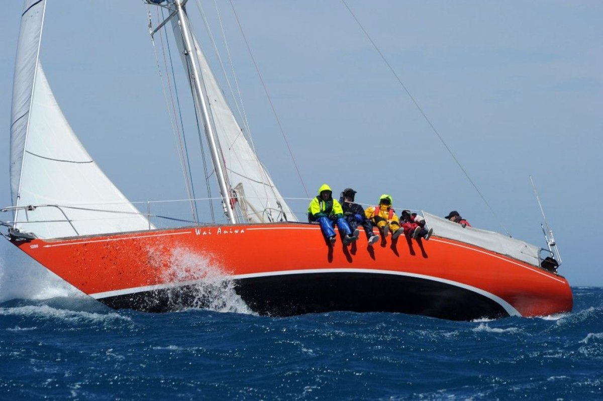 One Ton NZ Offshore Yacht- Bermuda Sloop