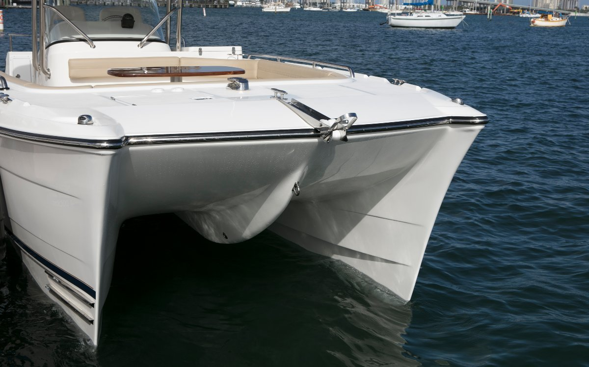Aspen Power Catamaran L90xl