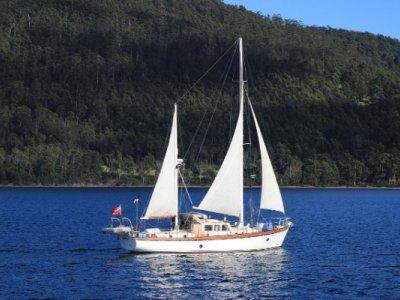 """Tai Hoa"" 50ft Blue Water Ketch"