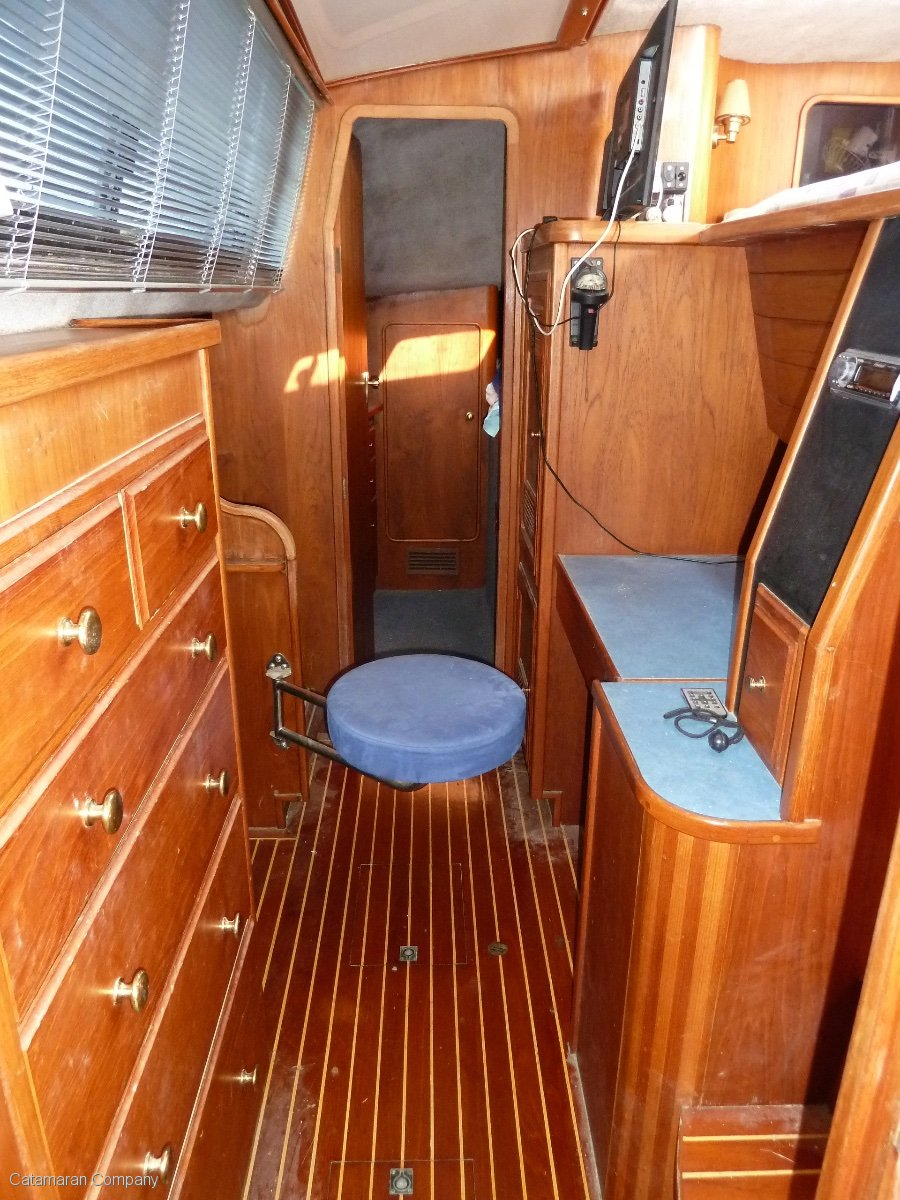 Tasman 11 M Raised Cabin Owner's Version