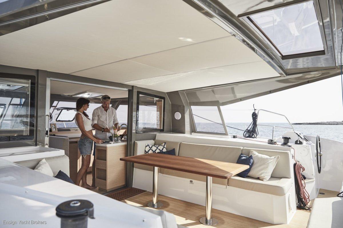 Nautitech 40 Open