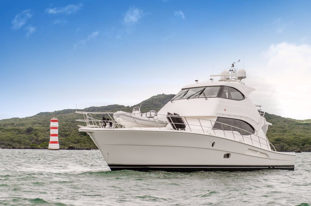 Riviera 70 Enclosed Flybridge $3,870,000 NZD +GST (if applicable)