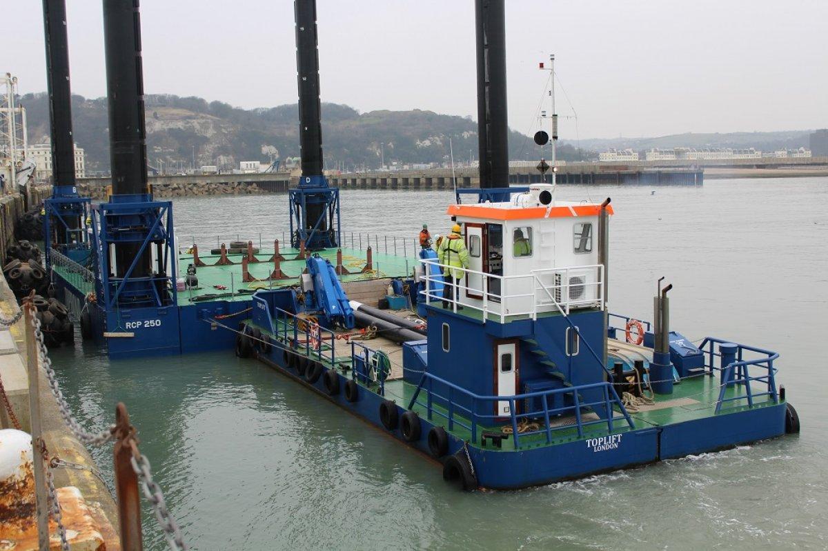 Meercat RT 18 Catamaran Workboat