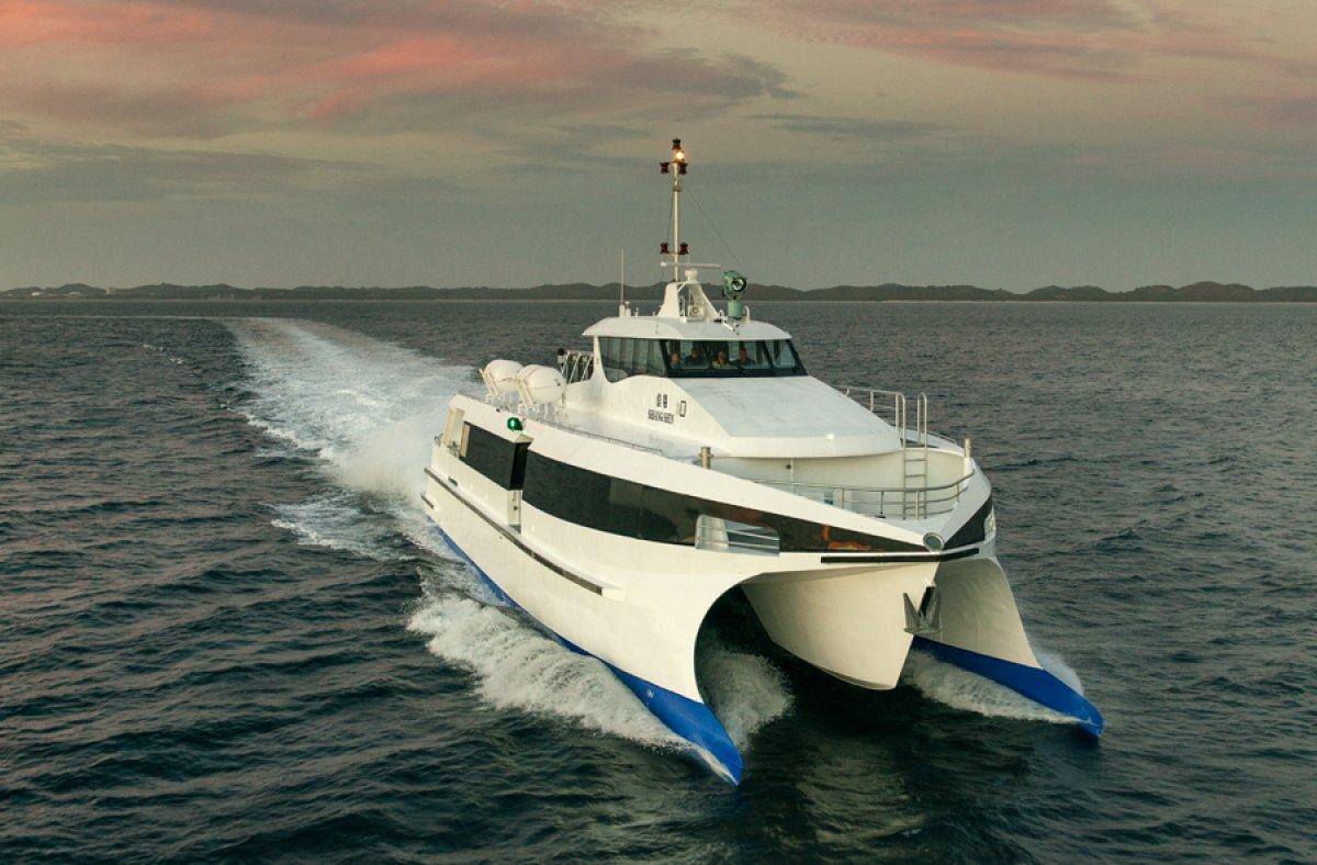 New 30m Wave Piercer Passenger Vessel: Commercial Vessel | Boats Online for Sale | Aluminium ...