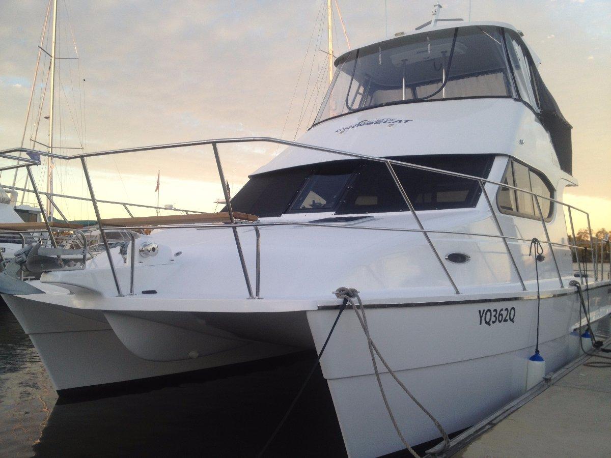 New Cruisecat 35