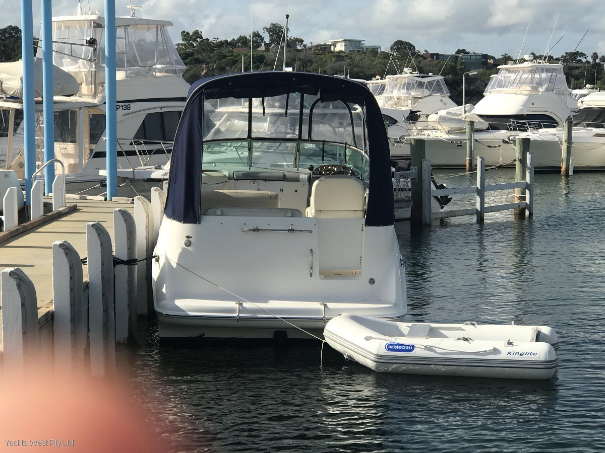 "Bayliner 275 Sports Cruiser ""HONEY Grab The KIDS & Lets go CRUZIN"""