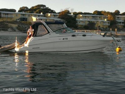 "Mustang 3200 Sportscruiser ""HOLD The HORSES Luv i Just Found Our Next Boat"""