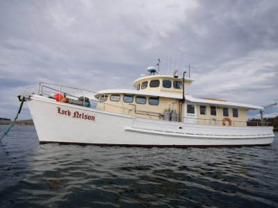Ryan and Sons 54ft Cruiser