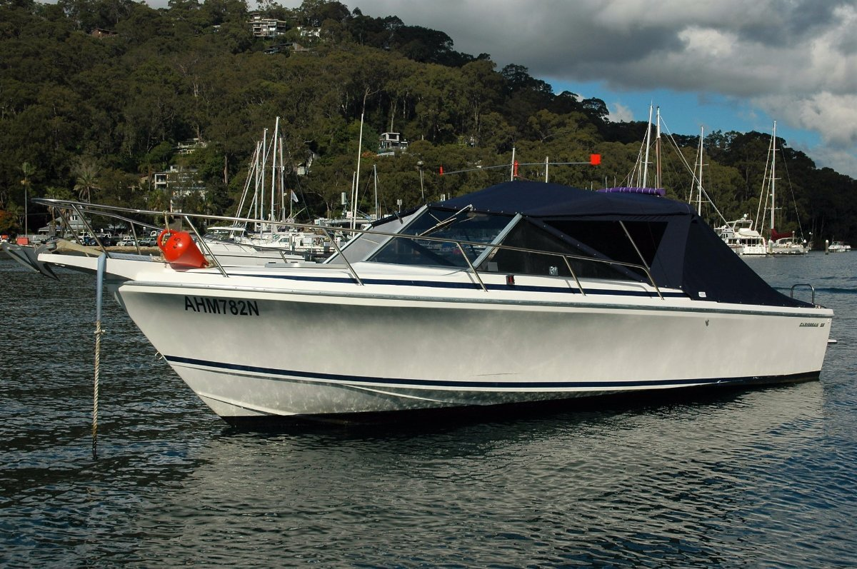 Caribbean 26 Open Runabout - SOLD