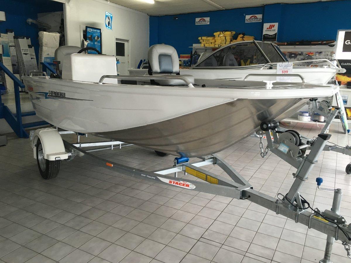 New Stacer 409S Proline Angler