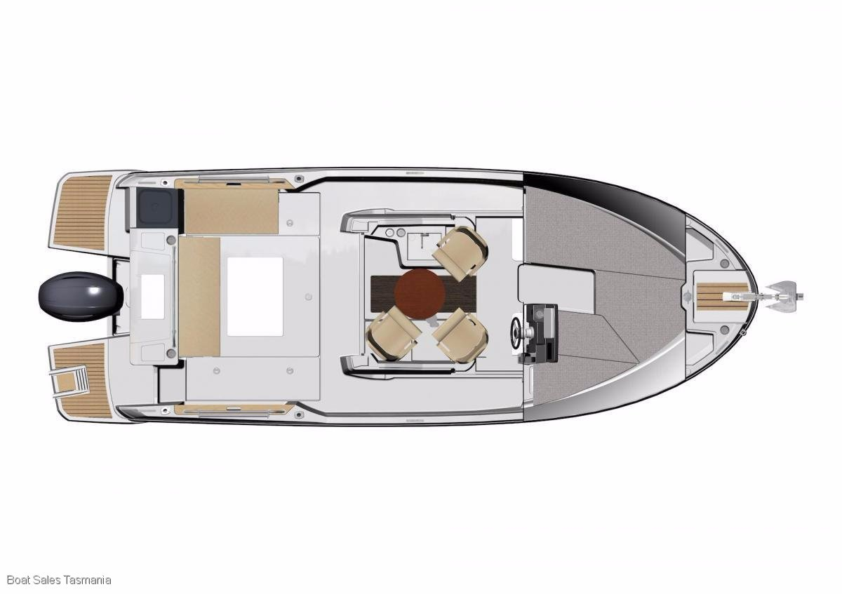 Jeanneau Merry Fisher 795 Marlin (NEW)
