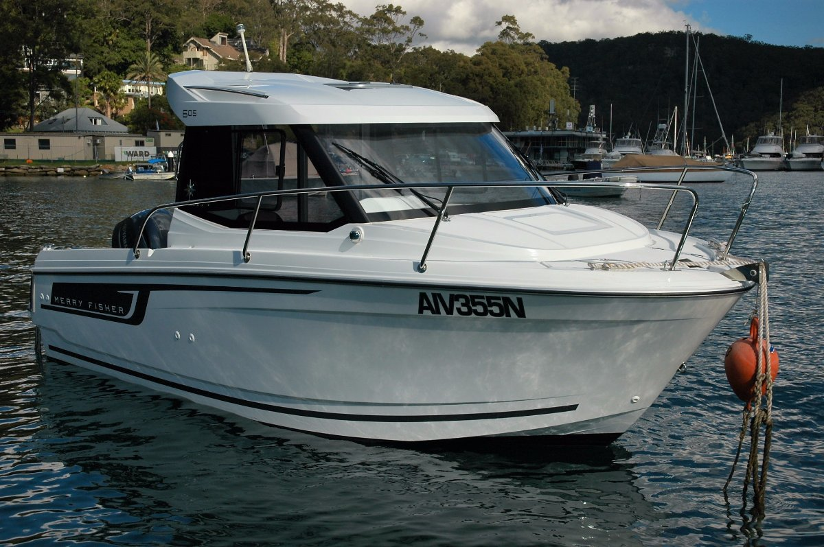 Jeanneau Merry Fisher 605 - SOLD