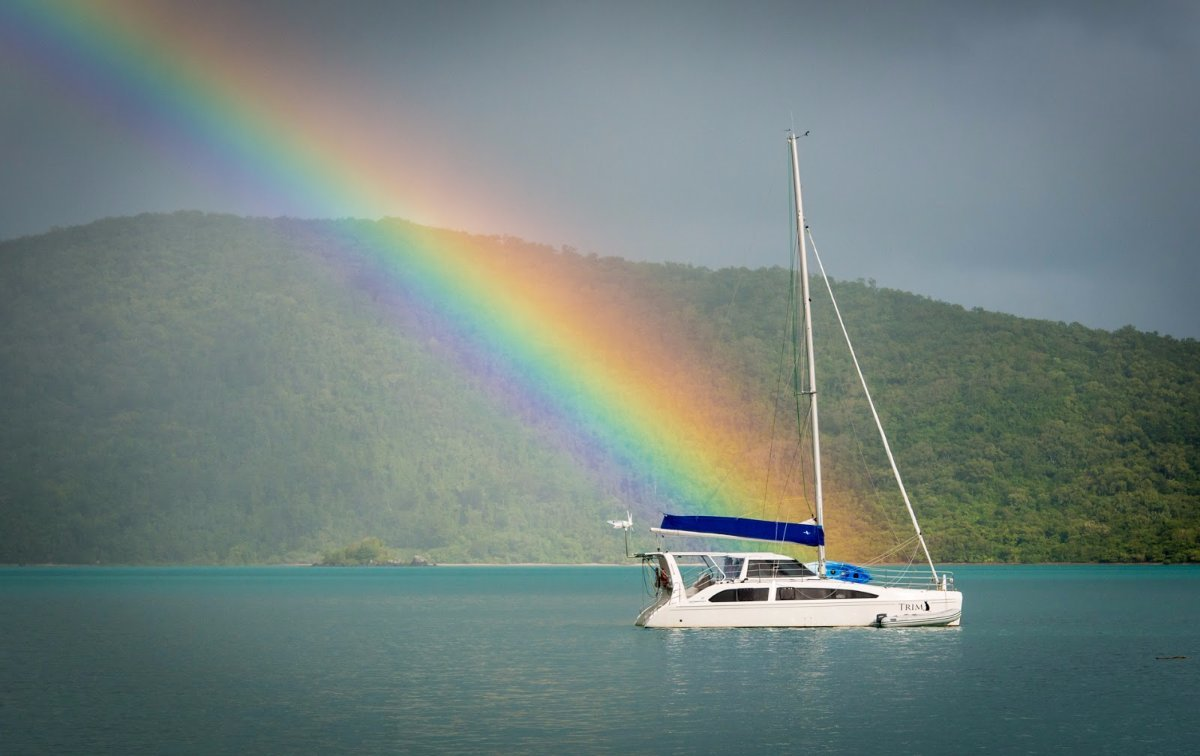 Seawind 1160:Not photoshop, its for real