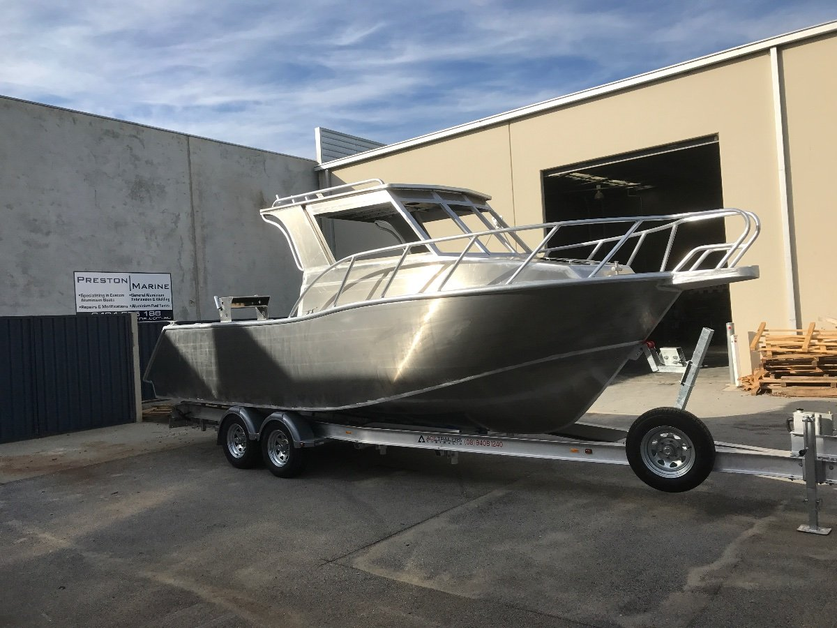 New Preston Craft 7.5 Thunderbolt