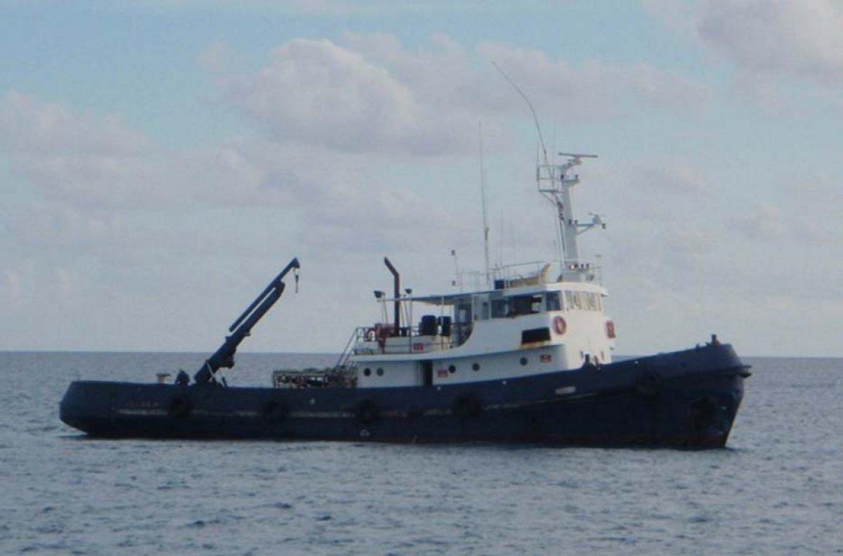 31.5m Utility Tug