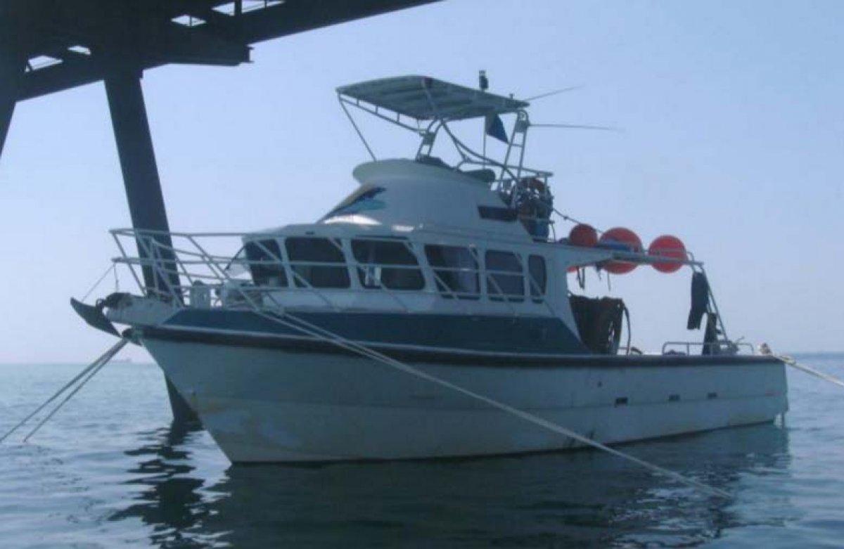 11.85m Workboat
