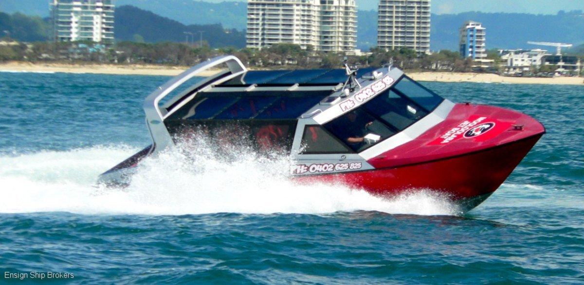 Oceantech Jet Boat