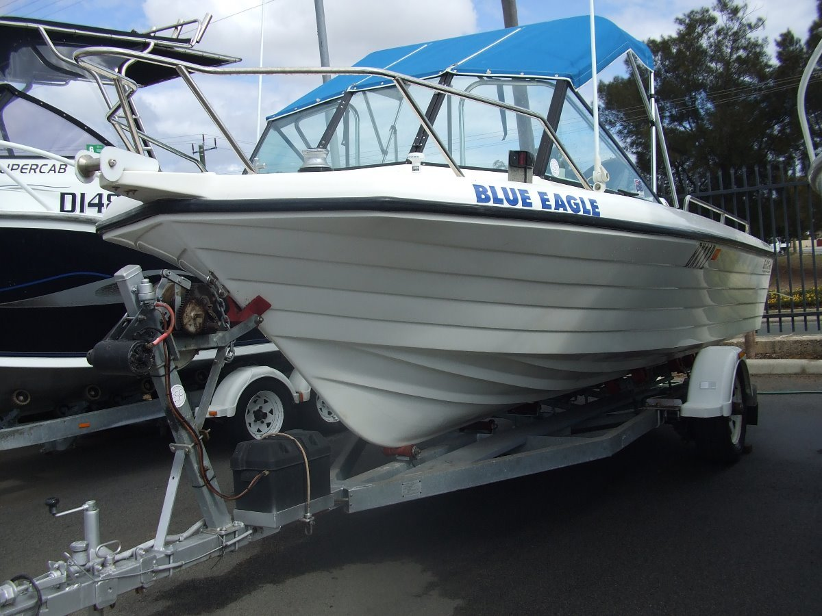 Swiftcraft Viking 19ft Legendry Open Runabout
