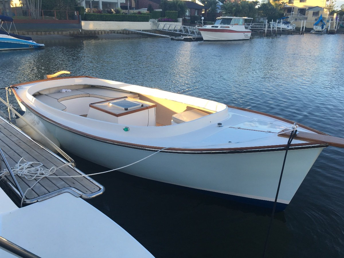 Couta Boat New Classic Launch
