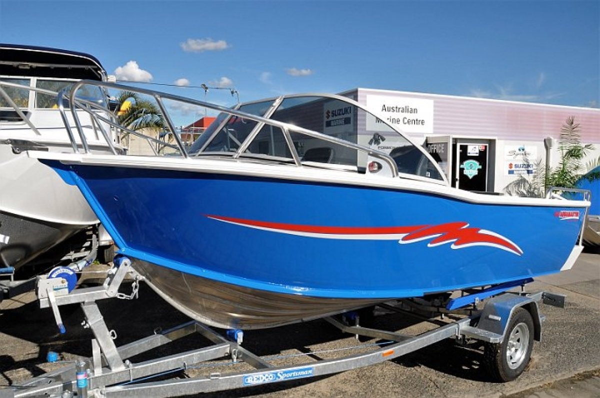 Aquamaster 455 Runabout