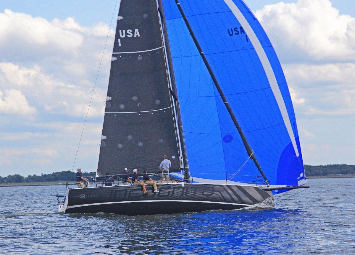 J Boats J/121
