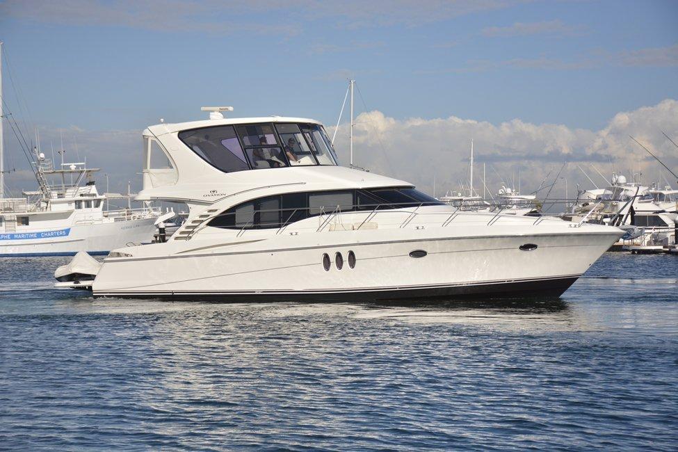 Innovation Catamaran 52