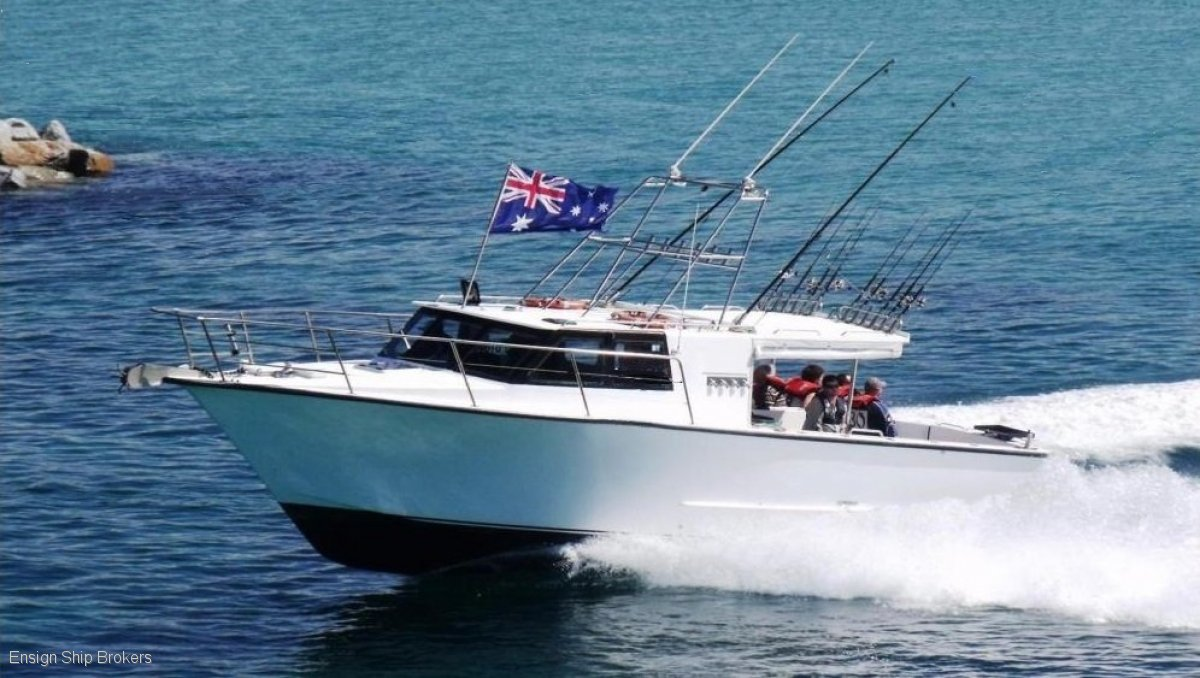 GRP Charter Fishing / Dive Vessel