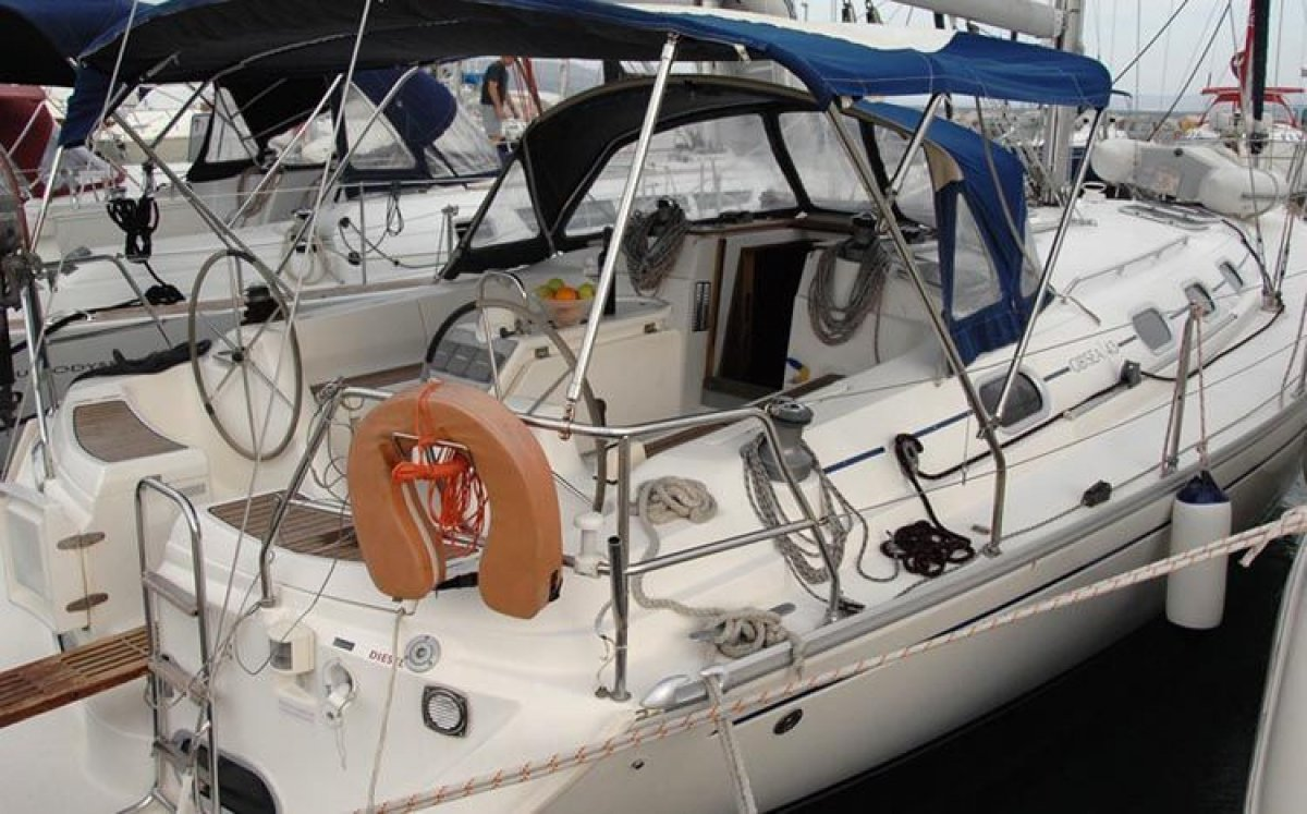 Dufour Gib Sea 43 2001