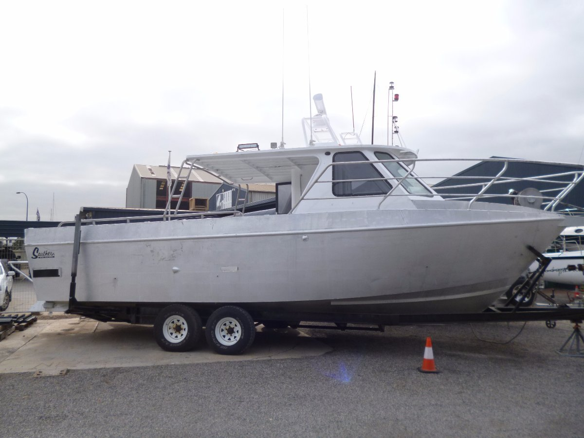 Southern Boat Builders Custom 30: Commercial Vessel ...