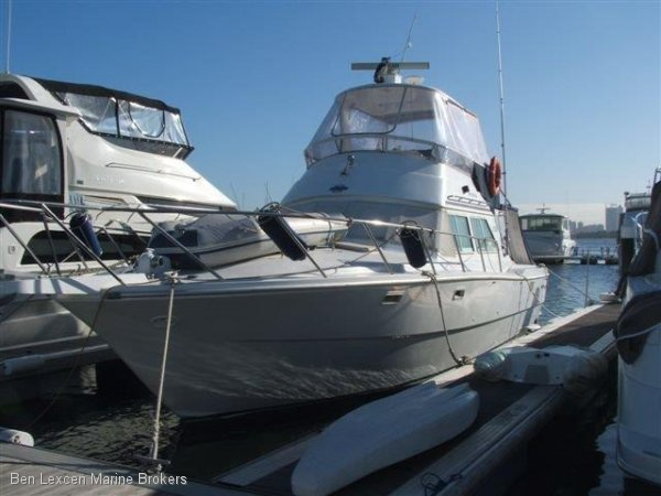 Randell 41 MARK 1 FLYBRIDGE