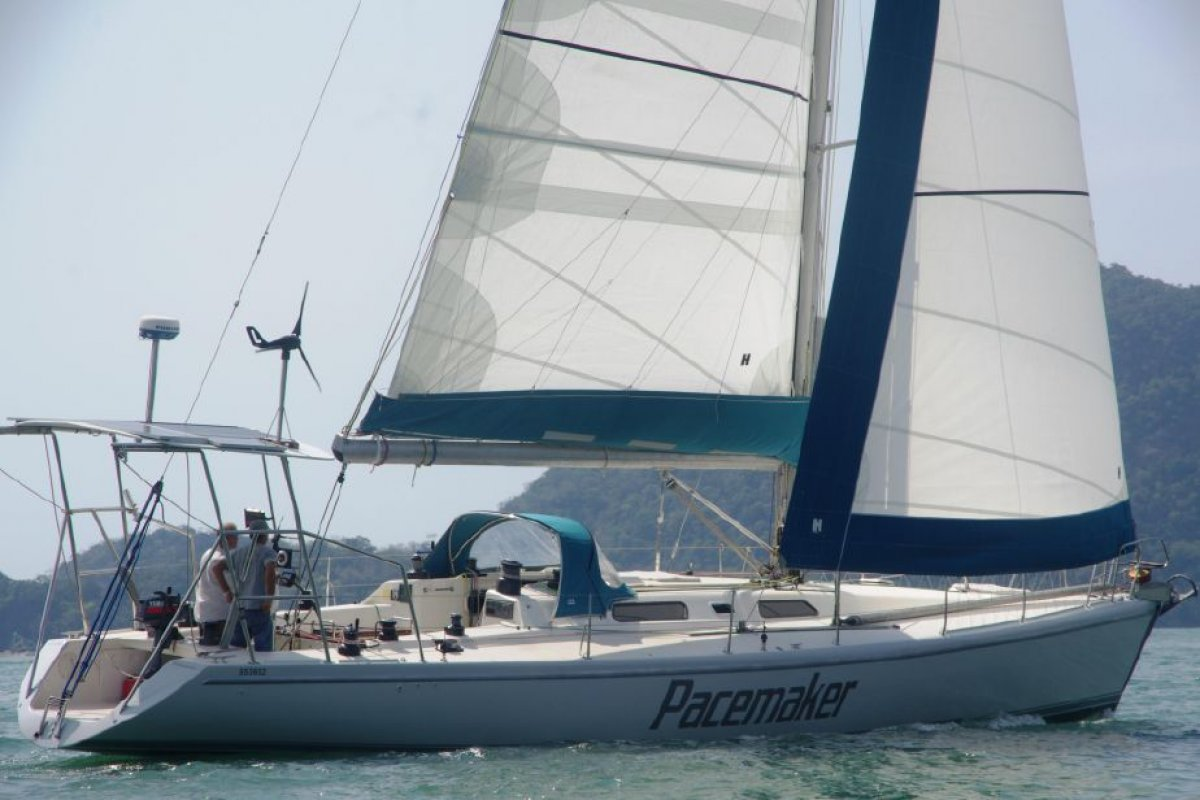 Lexcen 52 Short Handed Fast Cruiser Sailing Boats Boats