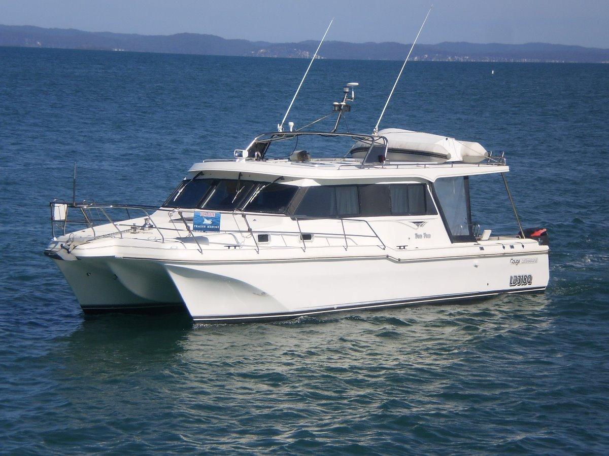 Cougar Cat Vv980 Custom 32ft